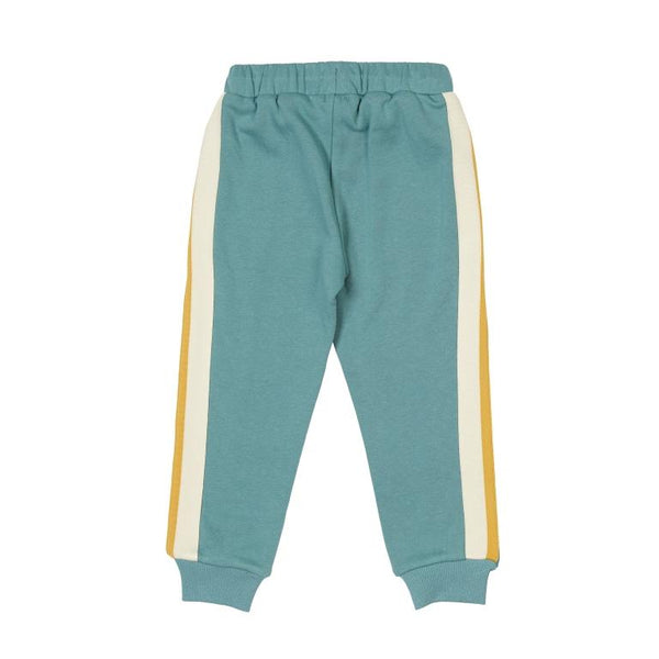 Goldie + Ace Track Team Jogger Pant - Teal