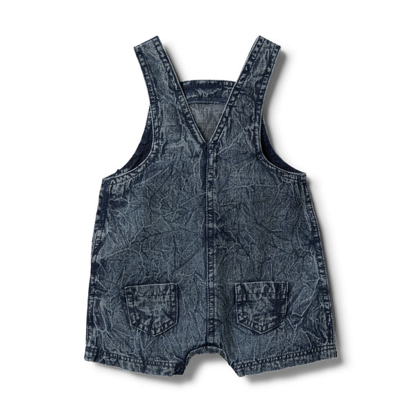 Wilson & Frenchy Denim Overalls