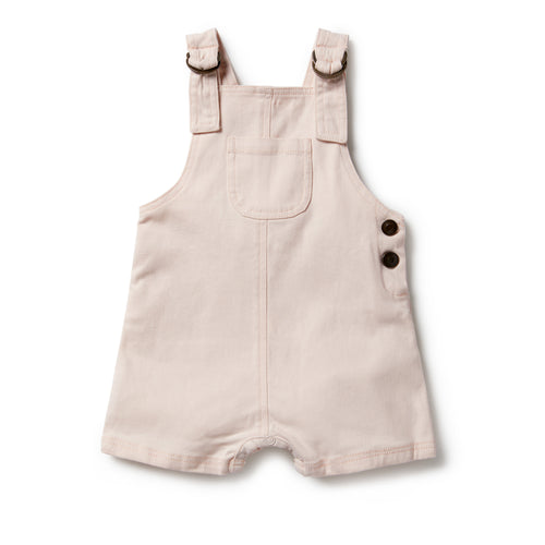Wilson & Frenchy Stretch Drill Overalls - Angel Wing