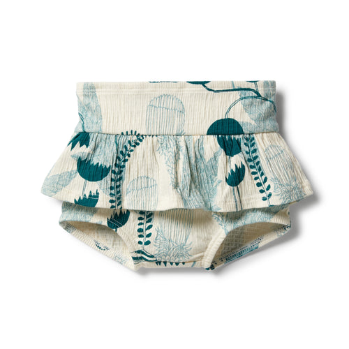 Wilson & Frenchy Wonderful Ruffle Nappy Pant