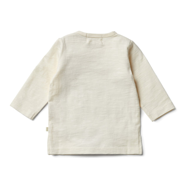 Wilson & Frenchy Long Sleeve Top - It's Cool To Be Kind