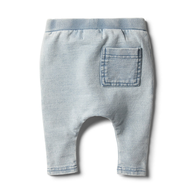 Wilson & Frenchy Slouch Pant - Shark Grey