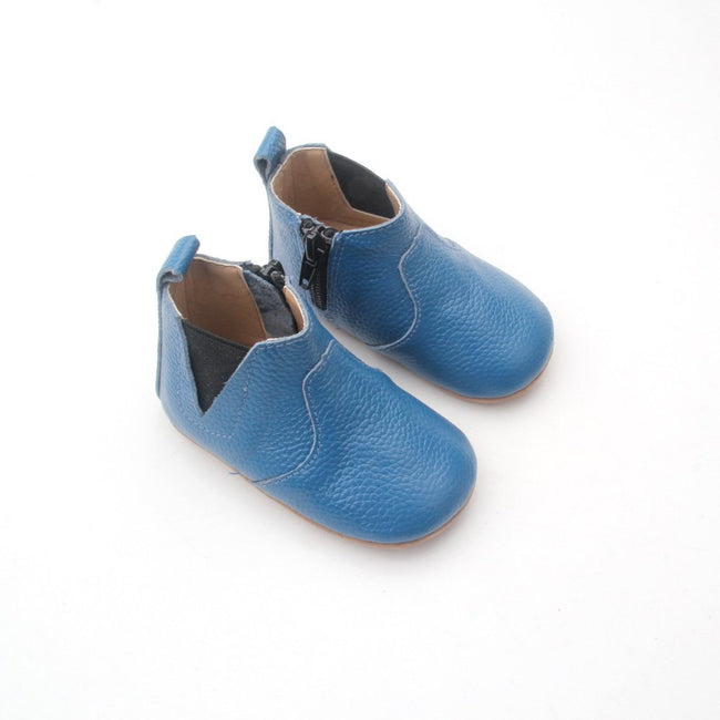 Sienna Baby Woah Nally Boots - Blue