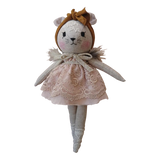 Mini Winther Co Mouse Doll - Pretty Pink and Mustard Exclusive