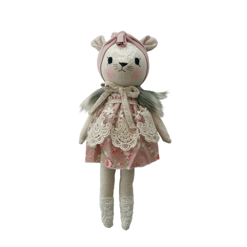 Mini Winther Co Mouse Doll - Floral Exclusive