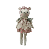 Wonderforest Co Mouse Doll - Floral Exclusive