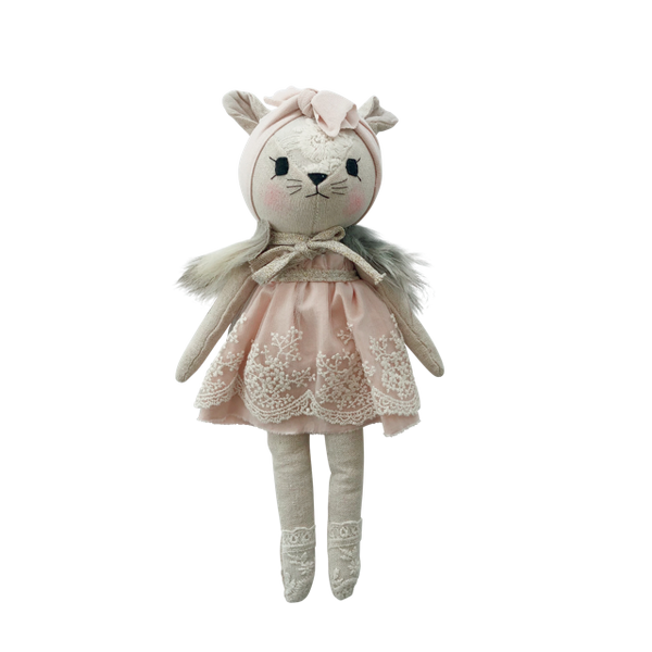 Wonderforest Co Mouse Doll - Pretty Pink Exclusive