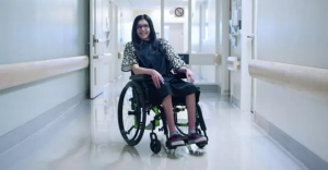fashionable hospital gowns for sick teens