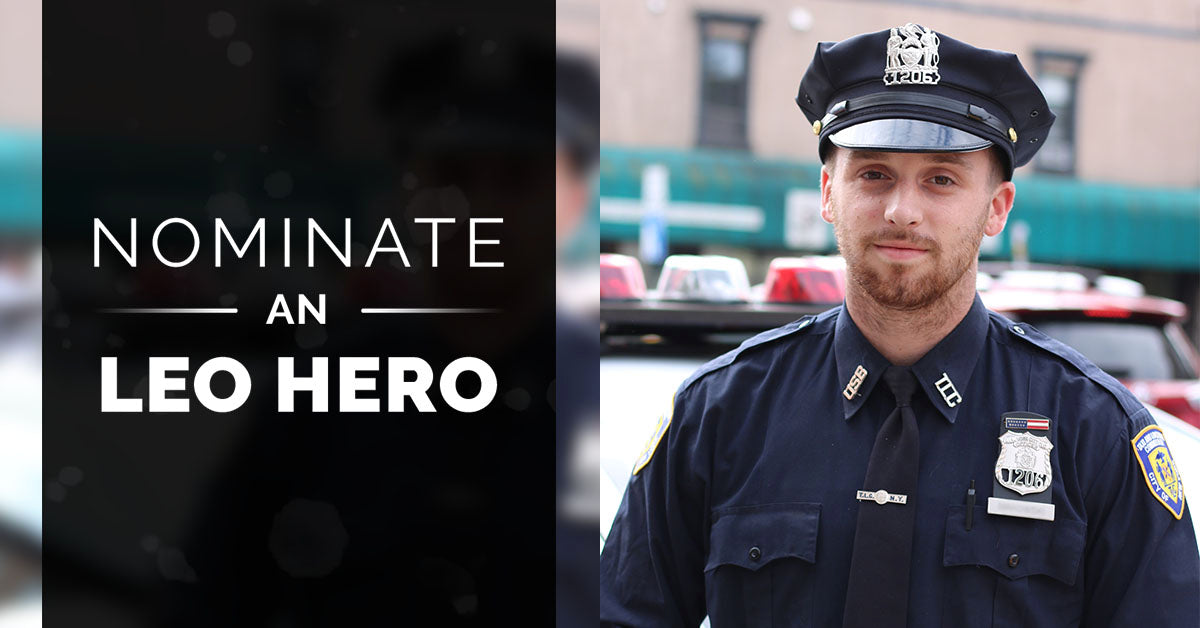 Nominate an LEO Hero