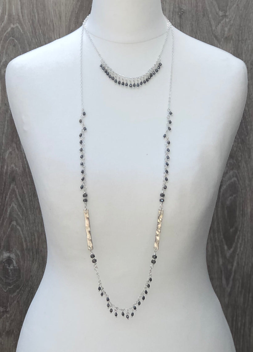 Envy Double Strand Necklace