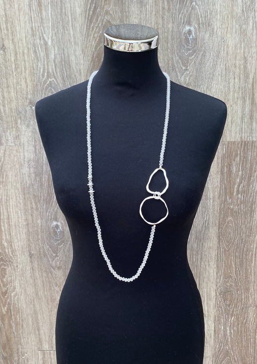 Asymmetric orbit necklace