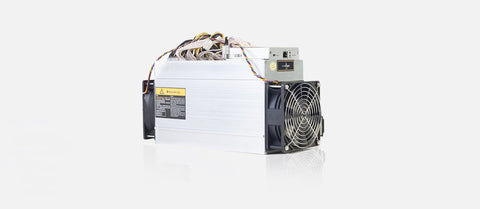AntMiner L3+ ~ 504 MH/s at 1.6W/MH Litecoin Miner
