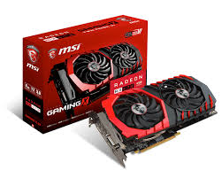 MSI GAMING Radeon RX 470 GDDR5 4GB