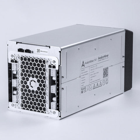 Avalon 7 Bitcoin Miner