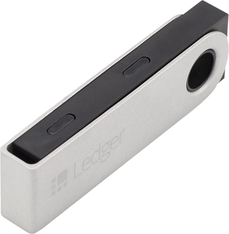Ledger Nano S Digital Wallet