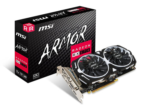 MSI Radeon 570 VIDEO CARD