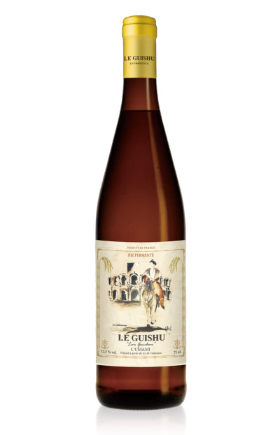 Le Guishu Yellow Wine - Semi-Sweet