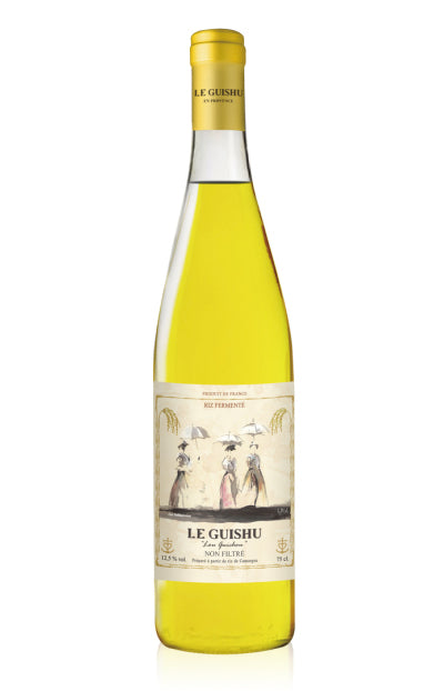Le Guishu Yellow Wine - Semi-Dry