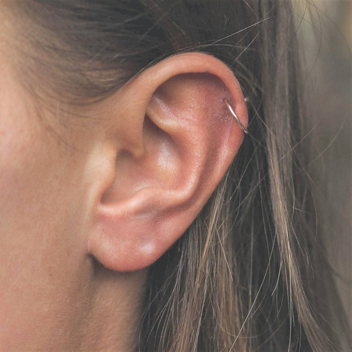 What is a HELIX Piercing?