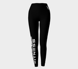 Too Yoked Fitness Small print Leggings