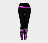 Purple Wars - TYF - Yoga Pants