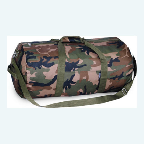 "23"" Camo duffel Bag"