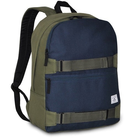Grip tape backpack