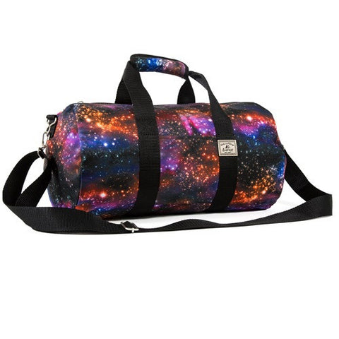 Galaxy duffel bag 16""