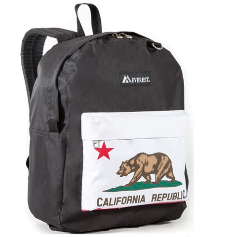 California Republic backpack