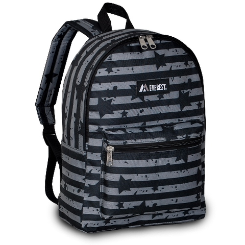 Stripes and stars backpack