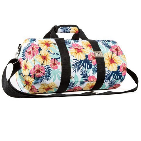 Tropical duffel bag 16""