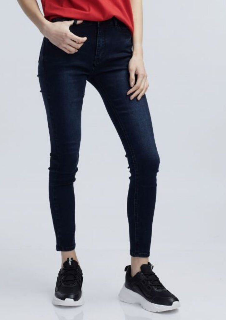 Jeans lee cooper for women - PEARL BLU-BLK AS 012025