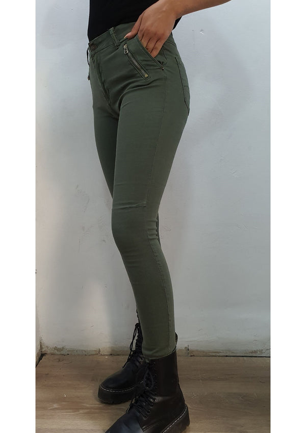 Jeans for women ND-CHINO ZIPPER 012100