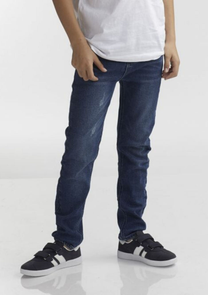 Jeans for boys 17000 BLUE DENIM