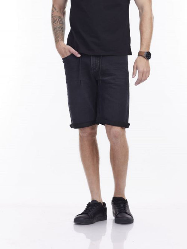 LIGHT BERMUDA SHORTS WITH LACES