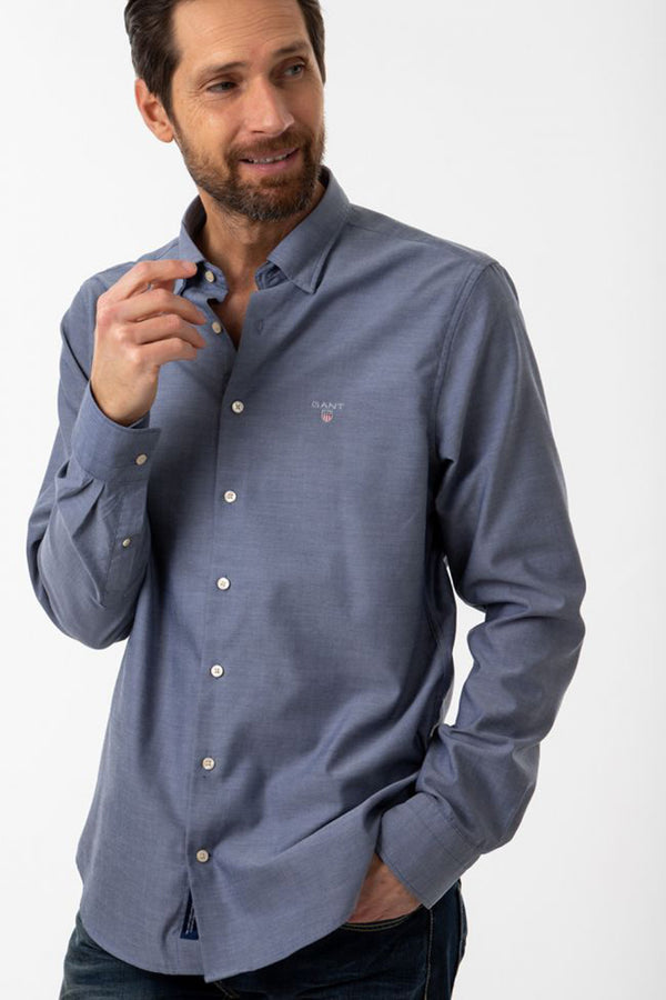 GANT Men's Oxford Slim Fit Shirt