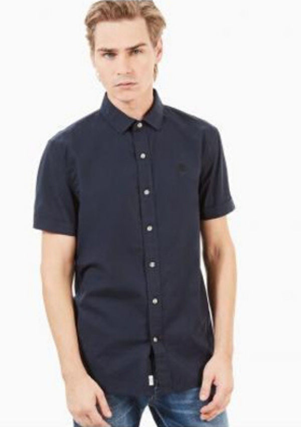 SHIRT - Short Sleeve Solid 011361