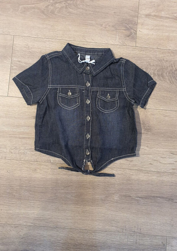 Jeans shirt for girls 20133369