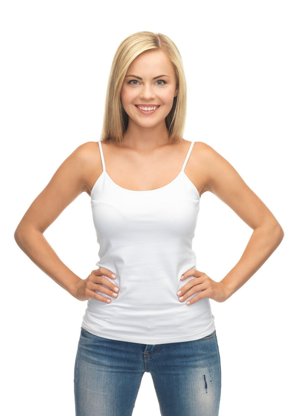 Women's Super Stretch spaghetti Camisole Top 7519