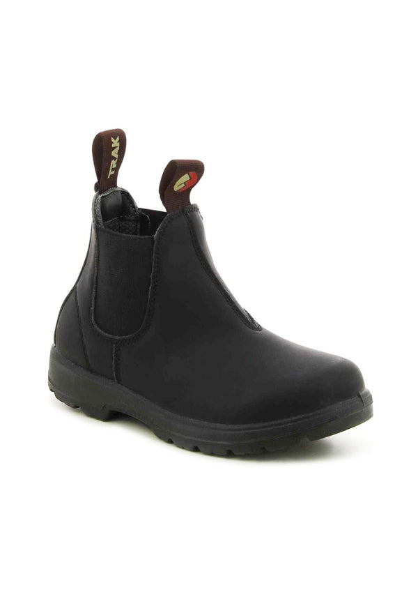 trak Leather  Boots