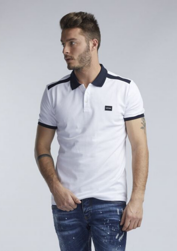 Polo Shirt For Men- Short Sleeve  - 011244
