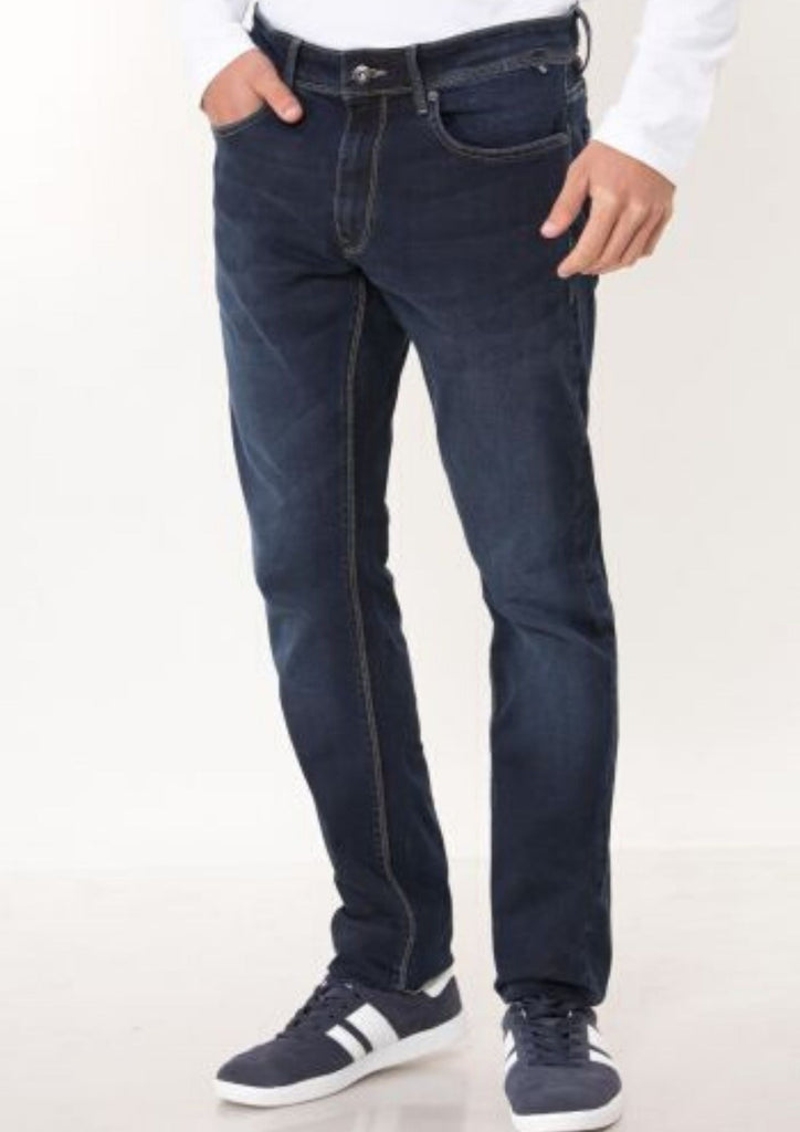 Nautical jeans for a man in the cut SLIM1582
