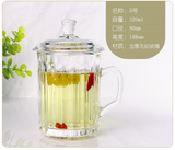 Wholesale Heat-Resistant Glass Cups