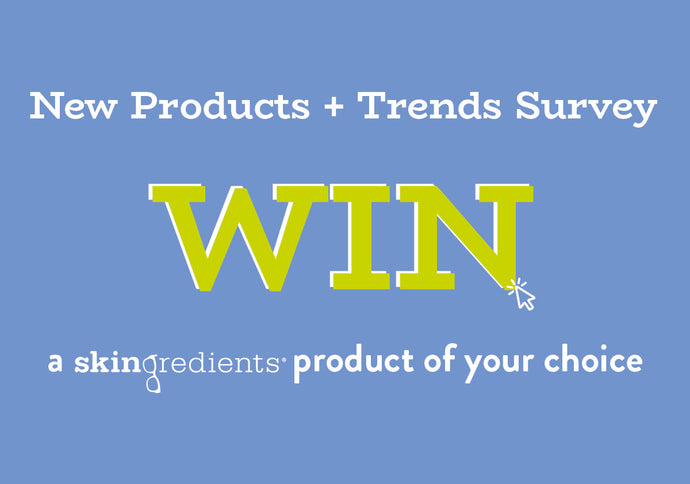 WIN – A Skingredients Product Of Your Choice
