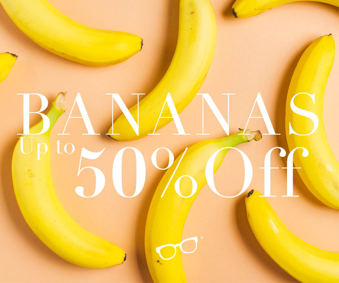 Nerdie Bulletin: All Of The Products in The Bananas Flash Sale