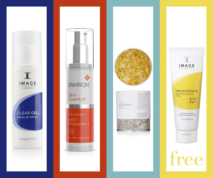 Our Core 4 Bundle - Get Your SPF Free