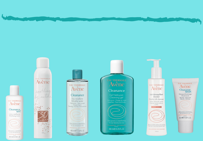 The Avene Cleanance Giveaway!