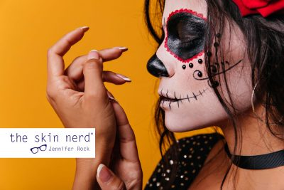 Having A Skin-Friendly Halloween: Face Paint & Removal