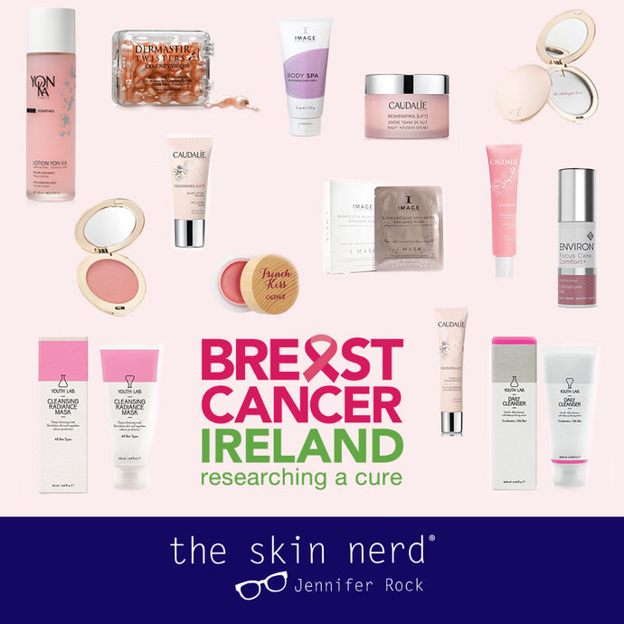Breast Cancer Awareness Month: Shop These Products To Support Breast Cancer Ireland