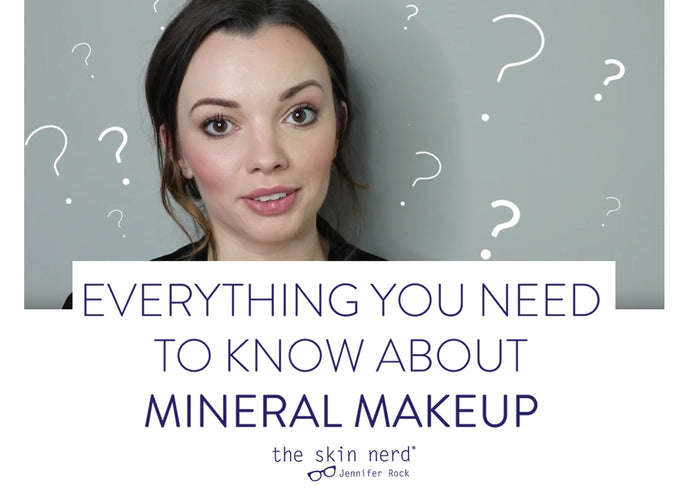 Mineral Makeup Video: What Is Mineral Makeup?